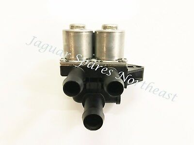 Jaguar S Type Water Heater Valve  Late Xr840091