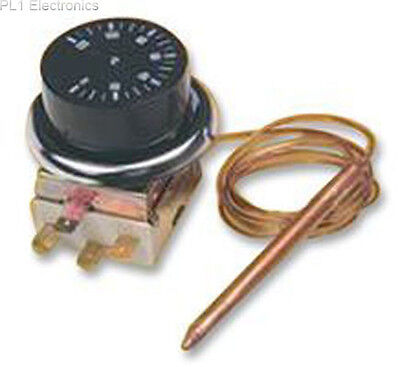 Multicomp - 540160/556303/556501 - Thermostat, 0/120°C