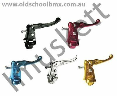 Old School Bmx Tech 3 Dia Compe Levers Left And Right