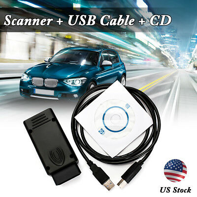 1.4.0 Programmer V1.4 Diagnostic Scan Interface Scanner For BMW E38 E39 E46 US