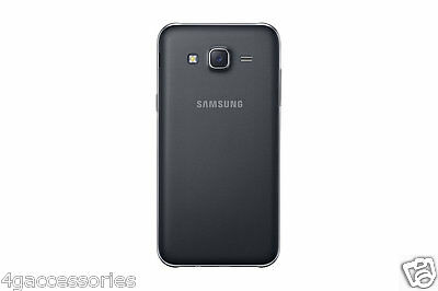 Black Back Battery Door Housing Cover Case For Samsung Galaxy J5 J500FN