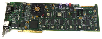 Brooktrout PCI TR1000/TR2020 Voice Fax Board TR1034+P8H-T1-1N 900-190-21 802-150