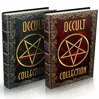 798 Occult Books on DVD Witchcraft Demonology Spells Ouija Spirits Ritual Magick