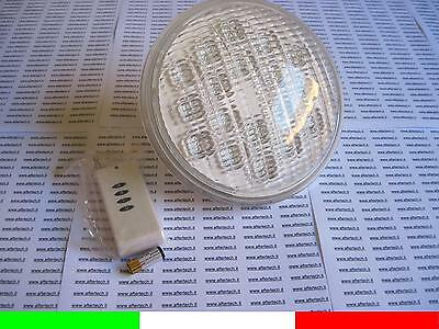 18x3w LAMP LIGHT LED PAR 56 RGB FOR POOL POOL 54w = 4-300w 12v CHANGING COLOUR