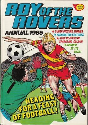 ROY OF THE ROVERS ANNUAL 1985. : Fleetway. Annual
