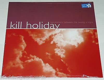 Kill Holiday Somewhere Between The Wrong Is Right LP Record Store Day 2016 NEW
