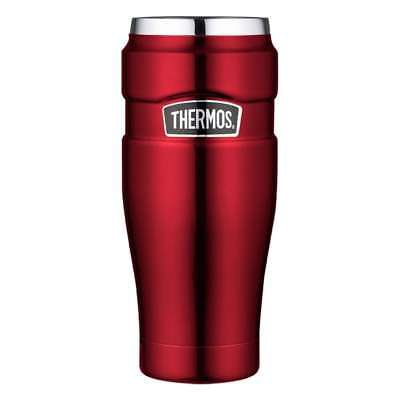Thermos Isolierbecher Stainless King, Trinkbecher, Thermobecher Becher Cranberry