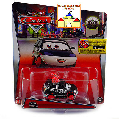 CARS Personaggio CHISAKI in Metallo scala 1:55 by Mattel Disney