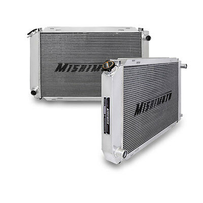Mishimoto  Ford Mustang Performance Aluminum Radiator, 1979-1993