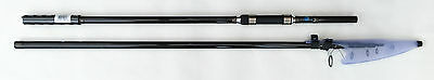 ABU Garcia Specialist Telescopic Travel Beach Rod Casts 100-200g + Travel Case