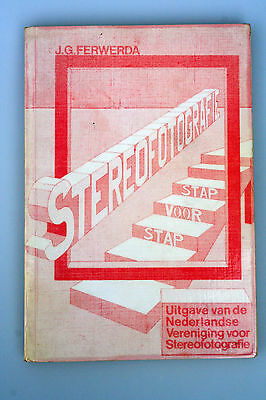 Two Rare Dutch Books on Stereo Photography - Ferwerda and Berssenbrugge