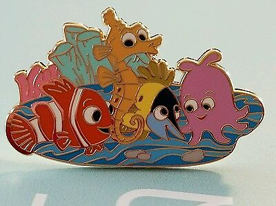 Pin 93052 JDS 110th Legacy Collection: Finding Nemo Limited Edition 110 pin