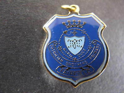 Patrician Bothers Primary School Fairfield Badge