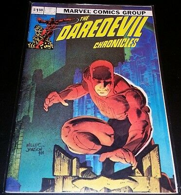 the daredevil chronicles