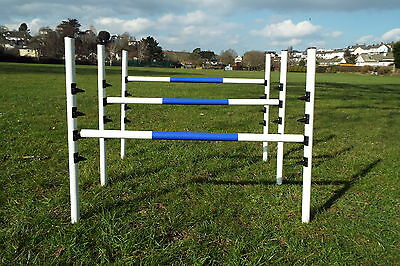 Dog Agility Equipment 3 Maintenance Free Jumps