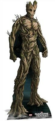 Marvel Guardians of the Galaxy Lifesize Cardboard Cutout - Groot Standee