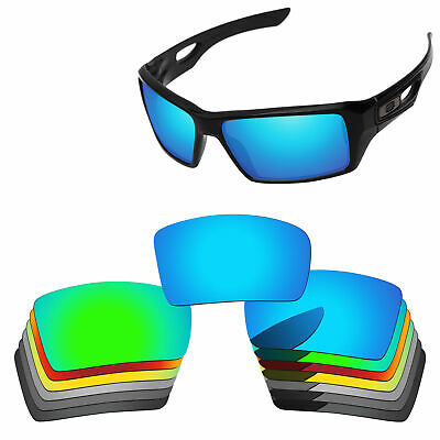 PapaViva Polarized Replacement Lenses For-Oakley Eyepatch 1 & 2 Multi-Options