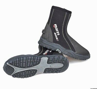 Mares Lexa DS 5mm Dive Boot. UK Size 5.