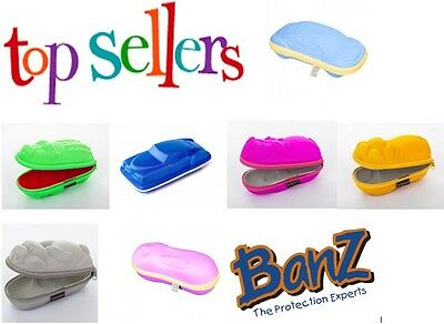 GENUINE Baby Kidz Banz Adventurer Sunglasses HARD SHELL CASES Boys Girls