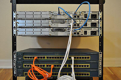 Cisco CCENT CCNA Home Lab Kit