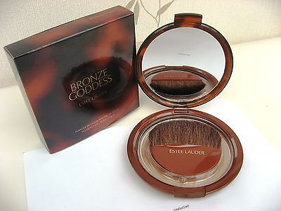 Estee Lauder Bronze Goddess Powder Bronzer (01)Light - Full Size - Bnib