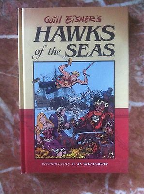 Will Eisner's Hawks Of The Seas Very Fine  (B14)