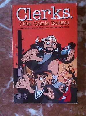 Clerks ( The Comic Books ) Very Good/fine  (B14)