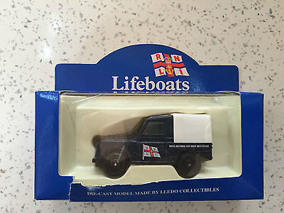Lledo Rnli Truck  Excellent Condition Lifeboat