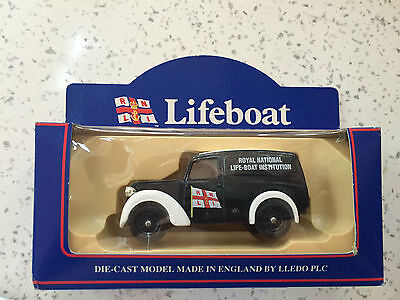 Lledo Rnli Vehical Excellent Condition Lifeboat
