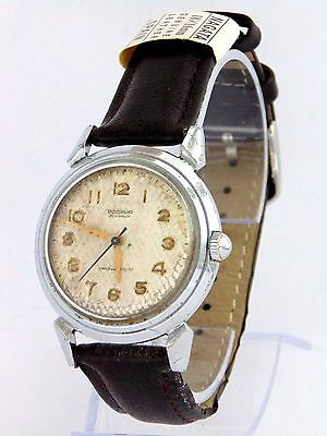 Vintage RODINA 1 MCHZ  USSR Automatic Watch. SERVISED.