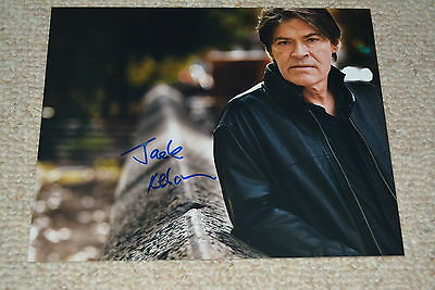 JACK KETCHUM signed Autogramm 20x25 cm In Person AUTOR THE LOST Sonderpreis