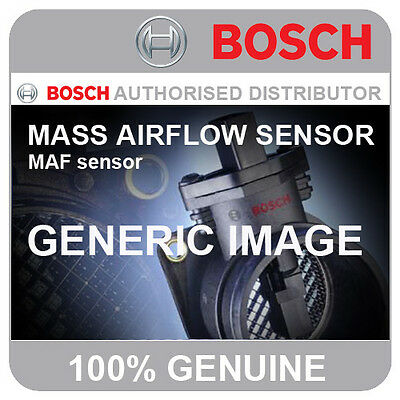 BMW 535 i 96-03 231bhp BOSCH MASS AIR FLOW METER SENSOR MAF 0280217502