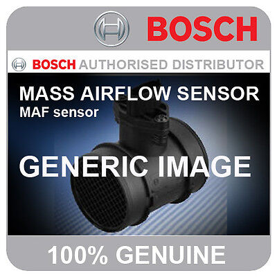 MERCEDES C220 CDI  03-07 147bhp BOSCH MASS AIR FLOW METER SENSOR MAF 0281002535