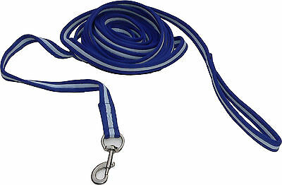 Cushioned Comfort Lunge Reins various colours Horse Pony Travel Aid