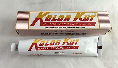 NEW Kolor Kut Water Finding Paste 3 oz 85g Tube Free Shipping