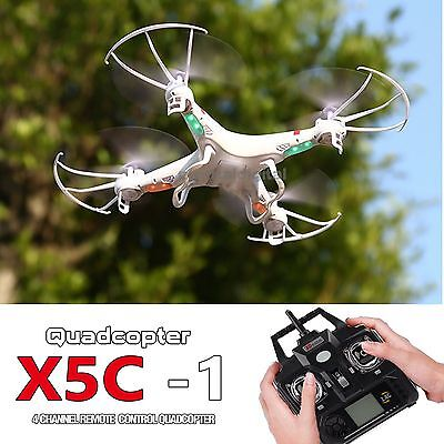 360° X5C-1 Explorers 2.4Ghz 4CH 6Axis RC Quadcopter Drone UFO Heli UAV RTF Fly