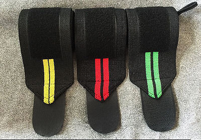 Fitness HOT Weight Lifting Sports Bandage Wraps  Wrist  Exercise  Support Straps