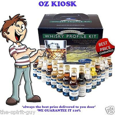 WHISKEY PROFILE KIT @ $69.99 each By STILL SPIRITS - 30250 *** DELIVERED ***
