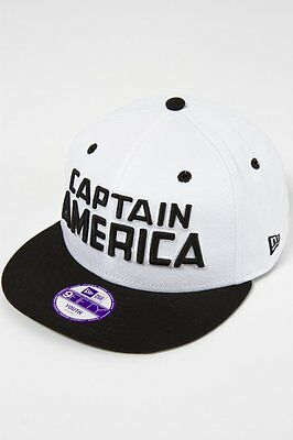 New Era Cappellino Bambino 9FIFTY Captain America #MONO HERO SNAP CAPA YOUTH