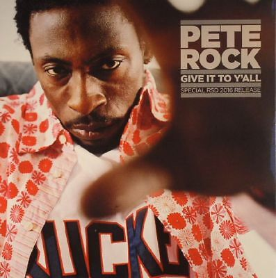"""ROCK, Pete - Give It To Y'All (Record Store Day 2016) - Vinyl (7"""")"""