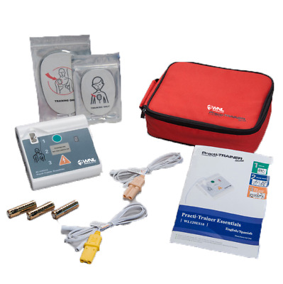 Practi-Trainer Essentials  Small and easy to use  CPR trainers LOVE this AED