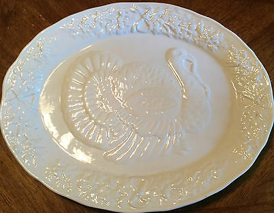 Birks 1944 Turkey Platter Made in Italy