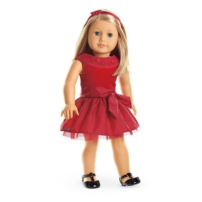"""American Girl MY AG JOYFUL JEWELS OUTFIT for 18"""" Dolls Clothes Dress NEW"""