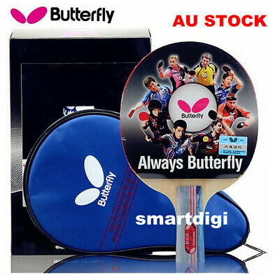 Butterfly TBC401 penhold short Table Tennis Ping Pong Racket Paddle Bat Blade
