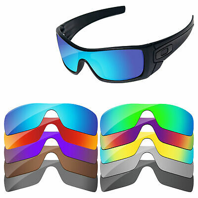Polarized Replacement Lenses For-Oakley Batwolf Sunglasses Multi - Options