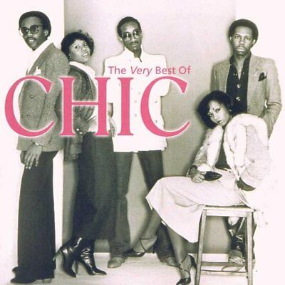CHIC - THE VERY BEST OF CD ALBUM (Greatest Hits)