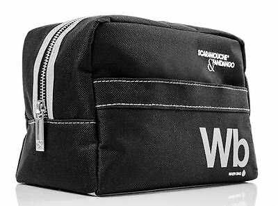 Scaramouche & Fandango Men's Wash Bag Gift Set
