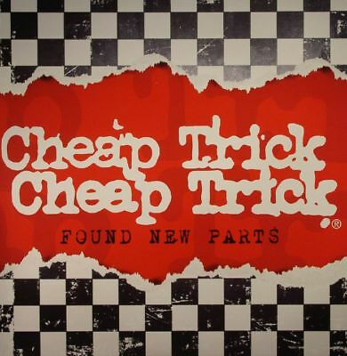 """CHEAP TRICK - Found New Parts (Record Store Day 2016) - Vinyl (limited 10"""")"""