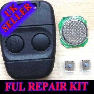 Land Rover Freelander Defender Discovery Lucas Remote Key Fob Full Repair Kit