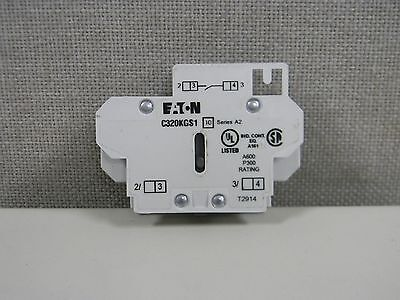 Eaton C320Kgs1 Ser A2 Auxiliary Contact